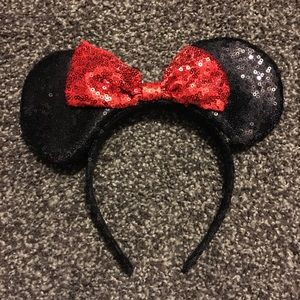 Other - Minnie Mouse headband